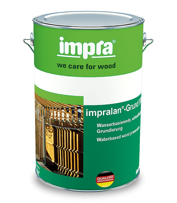 Impra-Lan-Grund-i100 Грунт-пропитка на водній основі з вмістом активних компонентів грунт пропитка водная основа
