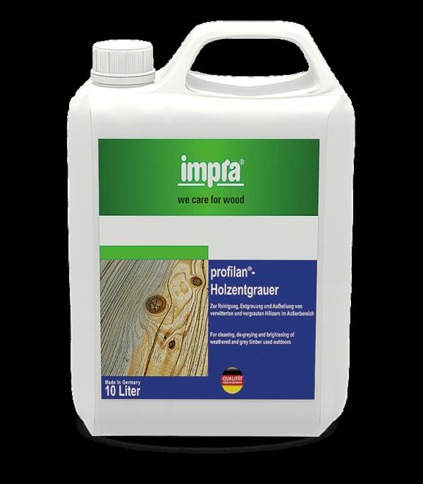 Profilan Holzentgrauer Засіб для очищення деревини, від посіріння і освітлення обвітреної деревини