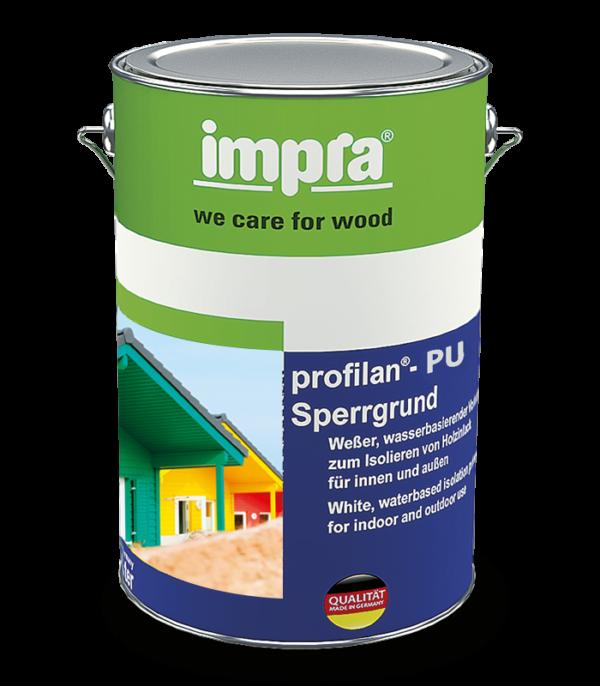 Profilan PU Finish погодостійка фарба для деревини на водній основі