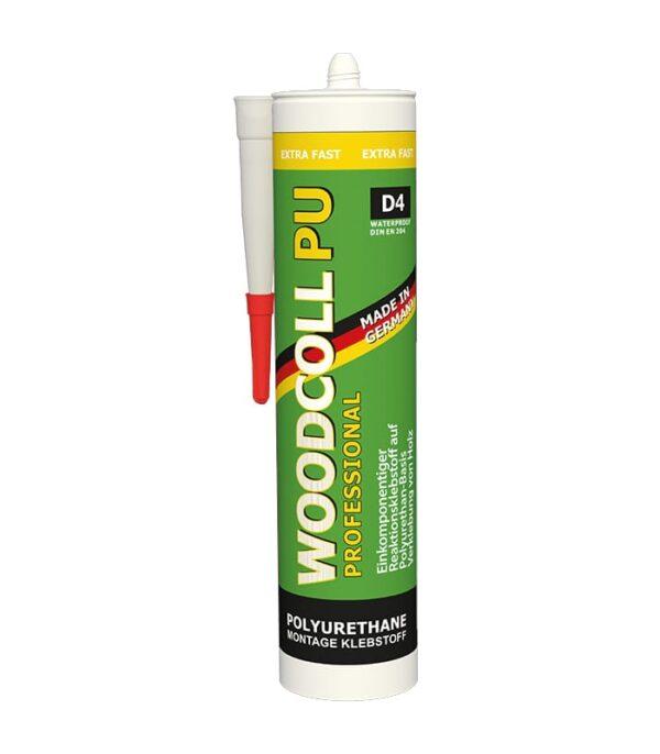WoodColl PU - влагостойкий полиуретановый клей для дерева