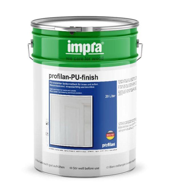 Profilan PU Finish – погодостійка поліуретанова фарба для дерева