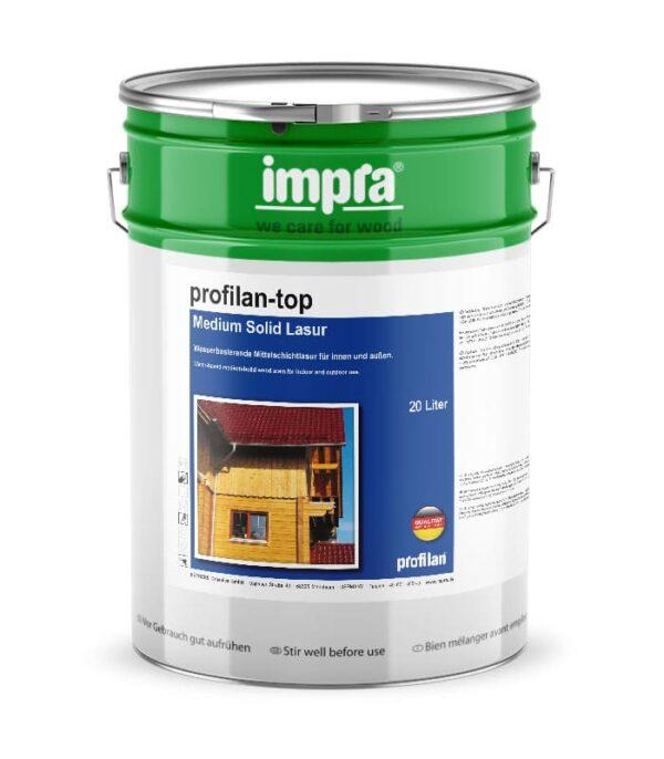 Profilan Top фінішна лазур для деревини з захистом RO-MAX